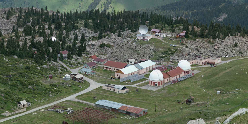 Tien-Shan Astronomical Observatory
